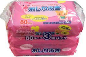 コスパランキング5位:キリン堂 K-select『赤ちゃんのおしりふき』